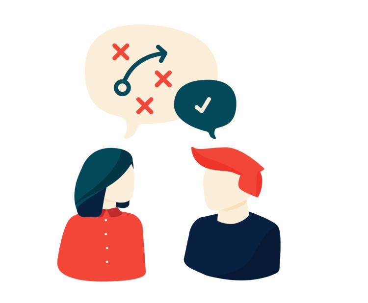 Medarbeidersamtale med Motivati er tydelig og motiverende for medarbeider og leder