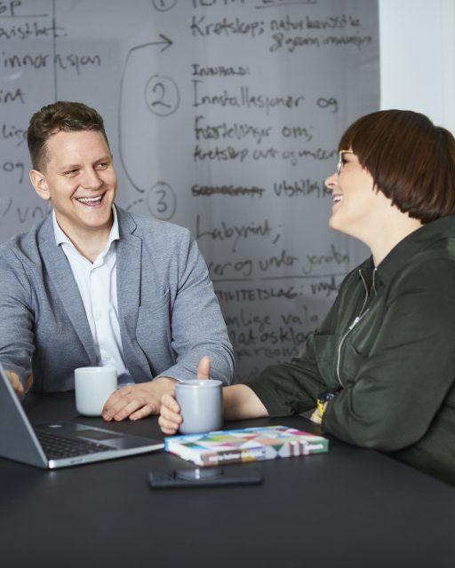 Medarbeidersamtale med Motivati